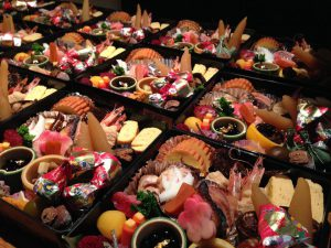 Picture of Osechi Japanese New Years Food